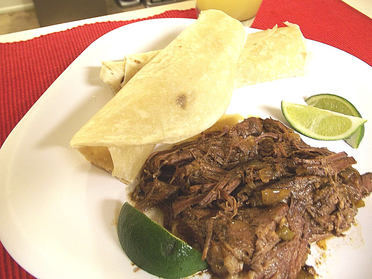 Barbacoa mexican slow cooked shredded beef the serving wench